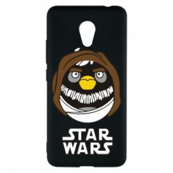 Чехол для Meizu M5c Angry Birds Star Wars 3 - FatLine