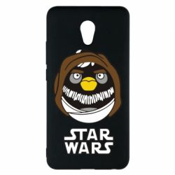 Чехол для Meizu M5 Note Angry Birds Star Wars 3 - FatLine