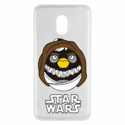 Чехол для Meizu M6 Angry Birds Star Wars 3 - FatLine