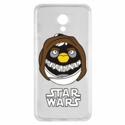 Чехол для Meizu M6s Angry Birds Star Wars 3 - FatLine