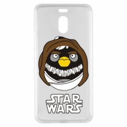 Чехол для Meizu M6 Note Angry Birds Star Wars 3 - FatLine