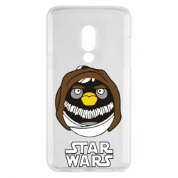 Чехол для Meizu 15 Angry Birds Star Wars 3 - FatLine