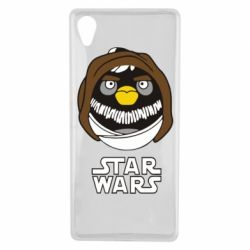 Чехол для Sony Xperia X Angry Birds Star Wars 3 - FatLine