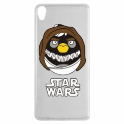Чехол для Sony Xperia XA Angry Birds Star Wars 3 - FatLine
