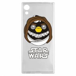 Чехол для Sony Xperia XA1 Angry Birds Star Wars 3 - FatLine