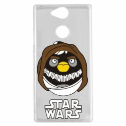 Чехол для Sony Xperia XA2 Angry Birds Star Wars 3 - FatLine