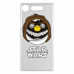 Чехол для Sony Xperia XZ1 Angry Birds Star Wars 3 - FatLine