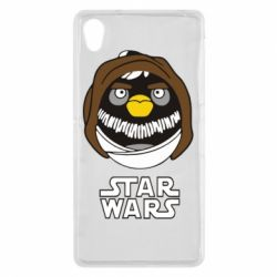 Чехол для Sony Xperia Z2 Angry Birds Star Wars 3 - FatLine