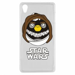 Чехол для Sony Xperia Z3 Angry Birds Star Wars 3 - FatLine