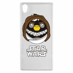 Чехол для Sony Xperia Z5 Angry Birds Star Wars 3 - FatLine