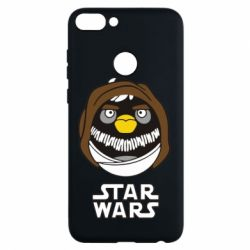 Чехол для Huawei P Smart Angry Birds Star Wars 3 - FatLine