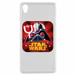 Чохол для Sony Xperia Z3 Angry Birds Star Wars Logo - FatLine