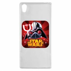 Чохол для Sony Xperia Z5 Angry Birds Star Wars Logo - FatLine