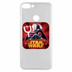 Чохол для Huawei P Smart Angry Birds Star Wars Logo - FatLine