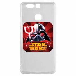 Чохол для Huawei P9 Angry Birds Star Wars Logo - FatLine