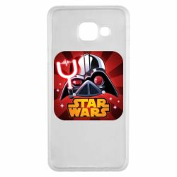 Чохол для Samsung A3 2016 Angry Birds Star Wars Logo - FatLine