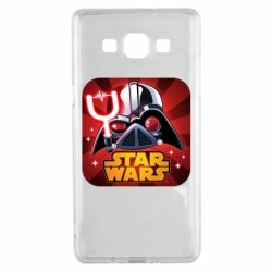 Чохол для Samsung A5 2015 Angry Birds Star Wars Logo - FatLine