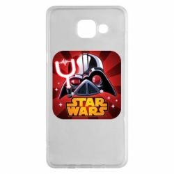 Чохол для Samsung A5 2016 Angry Birds Star Wars Logo - FatLine
