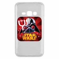 Чохол для Samsung J1 2016 Angry Birds Star Wars Logo - FatLine