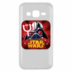 Чохол для Samsung J2 2015 Angry Birds Star Wars Logo - FatLine
