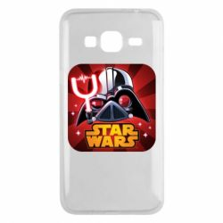 Чохол для Samsung J3 2016 Angry Birds Star Wars Logo - FatLine