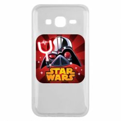 Чохол для Samsung J5 2015 Angry Birds Star Wars Logo - FatLine