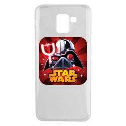 Чохол для Samsung J6 Angry Birds Star Wars Logo - FatLine