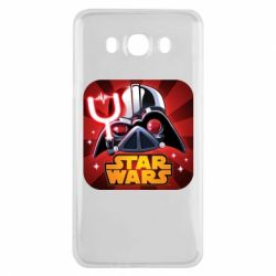 Чохол для Samsung J7 2016 Angry Birds Star Wars Logo - FatLine