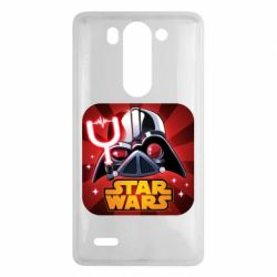 Чохол для LG G3 Mini/G3s Angry Birds Star Wars Logo - FatLine