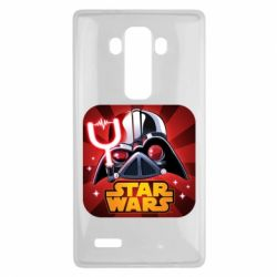 Чохол для LG G4 Angry Birds Star Wars Logo - FatLine