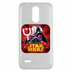Чохол для LG K7 2017 Angry Birds Star Wars Logo - FatLine