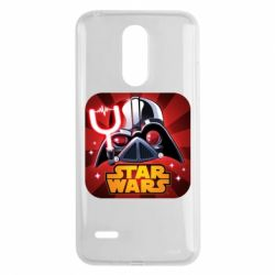 Чохол для LG K8 2017 Angry Birds Star Wars Logo - FatLine