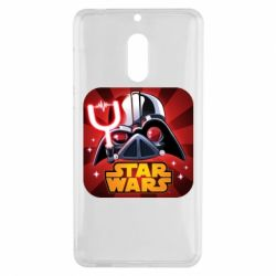 Чохол для Nokia 6 Angry Birds Star Wars Logo - FatLine