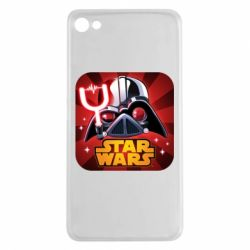 Чохол для Meizu U20 Angry Birds Star Wars Logo - FatLine
