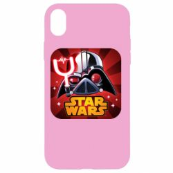 Чохол для iPhone XR Angry Birds Star Wars Logo - FatLine