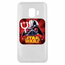 Чохол для Samsung J2 Core Angry Birds Star Wars Logo - FatLine