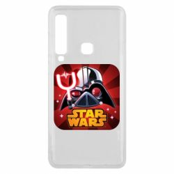 Чохол для Samsung A9 2018 Angry Birds Star Wars Logo - FatLine