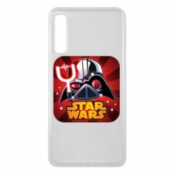 Чохол для Samsung A7 2018 Angry Birds Star Wars Logo - FatLine