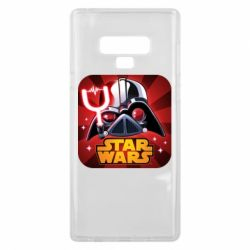 Чохол для Samsung Note 9 Angry Birds Star Wars Logo - FatLine