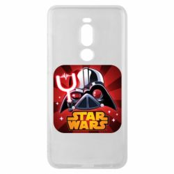 Чохол для Meizu Note 8 Angry Birds Star Wars Logo - FatLine