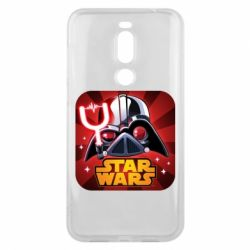 Чохол для Meizu X8 Angry Birds Star Wars Logo - FatLine