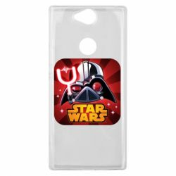 Чохол для Sony Xperia XA2 Plus Angry Birds Star Wars Logo - FatLine