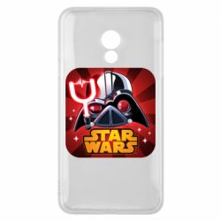 Чохол для Meizu 15 Lite Angry Birds Star Wars Logo - FatLine
