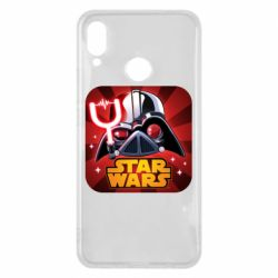 Чохол для Huawei P Smart Plus Angry Birds Star Wars Logo - FatLine