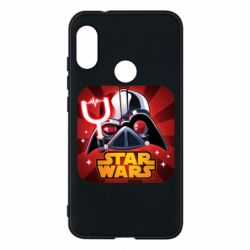 Чохол для Mi A2 Lite Angry Birds Star Wars Logo - FatLine