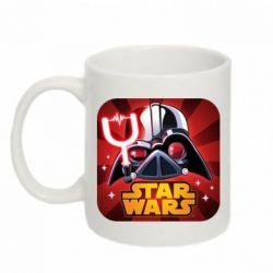 Кружка 320ml Angry Birds Star Wars Logo - FatLine