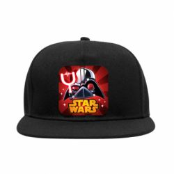 Снепбек Angry Birds Star Wars Logo - FatLine
