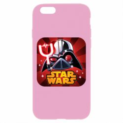 Чохол для iPhone 6 Plus/6S Plus Angry Birds Star Wars Logo - FatLine