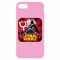 Чохол для iPhone 7 Angry Birds Star Wars Logo - FatLine