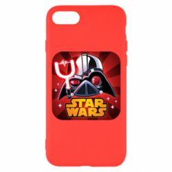 Чохол для iPhone 8 Angry Birds Star Wars Logo - FatLine